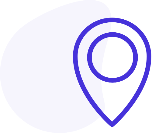 location icon to signify the address of Greenshoot Labs, creators of OpenDialog